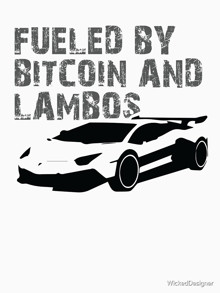 Crypto Shirt | Cryptocurrency Hoodie | Bitcoin Shirts | Crypto Apparel | HODL Shirt | Funny Crypto Clothing | Ethereum T Shirt | Bitcoin Swag by WickedDesigner