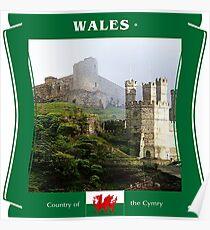Wales - Land des Cymry Poster