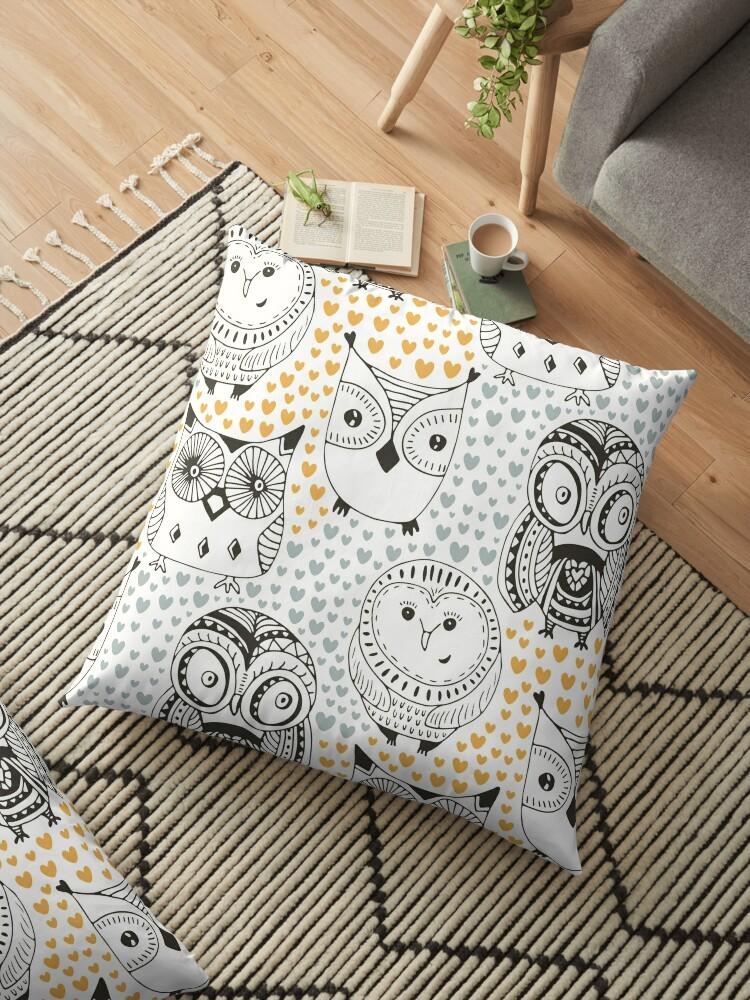 owls by Marili-Design
