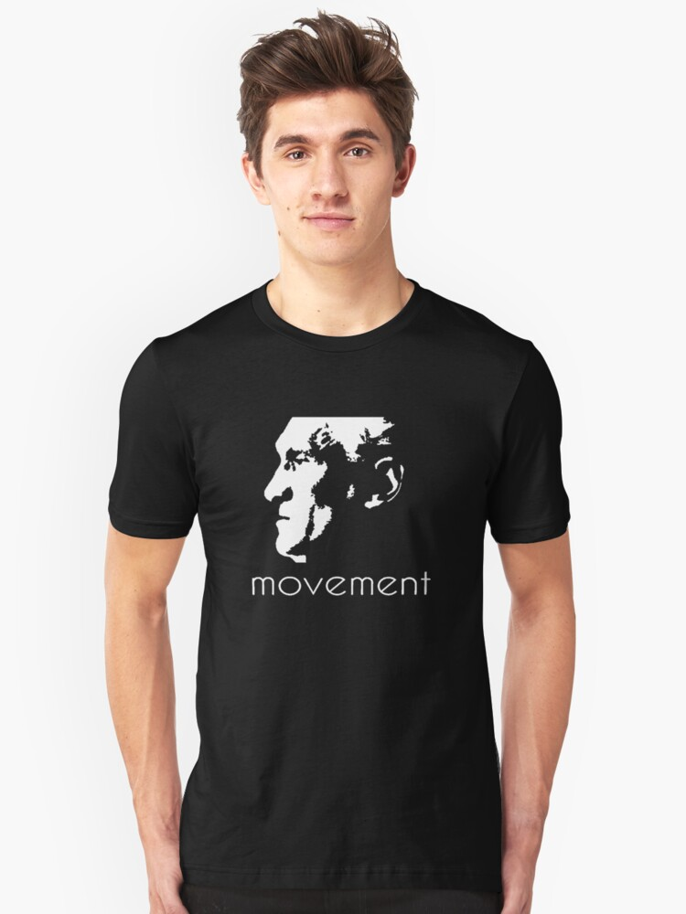 movement Unisex T-Shirt Front
