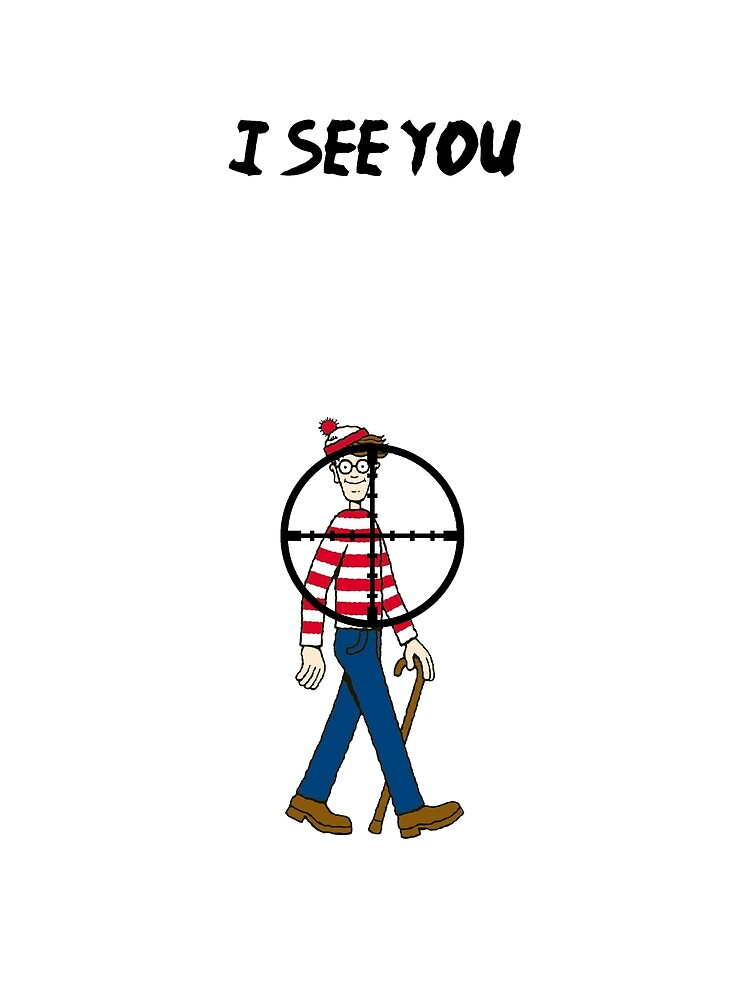 I see you  by yoch