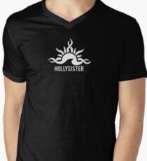 HOLLYSISTER SUN - 0186 Men's V-Neck T-Shirt