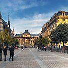Rue De La Cite by Xandru