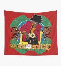 Jean-Michel Basquiat Wall Tapestry