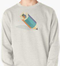 Colored pencil Pullover