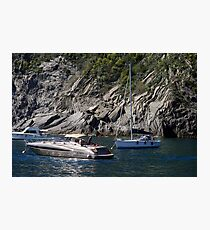 Yachts and Yachts  Photographic Print