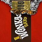 «Wonka Chocolate Bar con boleto dorado» de Galih Sanjaya Kusuma wiwaha