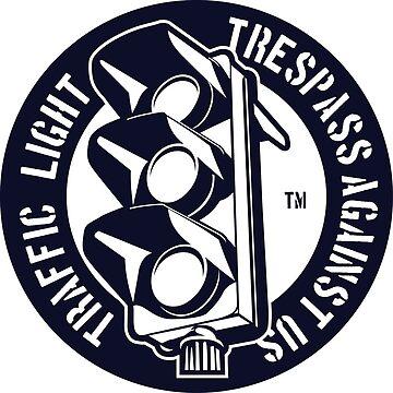 Traffic Light - Trepass Against Us by flipper42