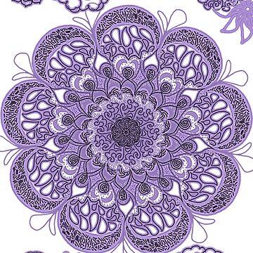 Blooming (Purple) by ZoeN-P