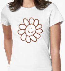 CUTE SUNFLOWER Women's Fitted T-Shirt