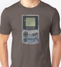 Classic transparent white grey mini video games Unisex T-Shirt