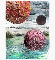 Three Worlds Poster