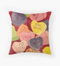 You Shine Throw Pillow