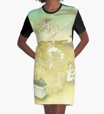 Alter of Thorns Graphic T-Shirt Dress