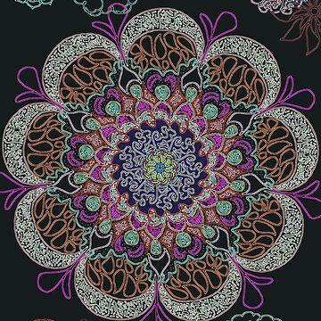 Blooming (Neon) by ZoeN-P