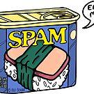 Rude Spam by BozSchurr