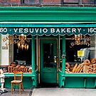 STORE FRONT: The Disappearing Face Of New York: VESUVIO Bakery by James and Karla Murray