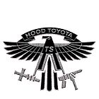 Hood Toyota La Flame by fantedesign