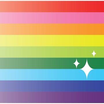 Rainbow Tunes by ClassicFlower
