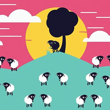 Black Sheep /ON/ love by OvelhaNegra