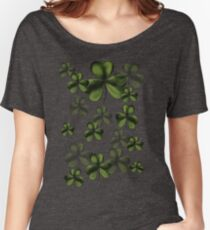 Shamrocks By The Dozen Women's Relaxed Fit T-Shirt