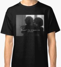 Pourquoi? L'art, la beauté, c'est ça la vie! - Vivre Sa Vie - Jean Luc Godard - Anna Karina Classic T-Shirt