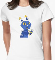 Esix Women's Fitted T-Shirt