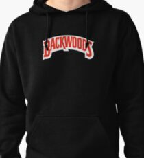 Backwoods Rolling Papers Apparel Pullover Hoodie