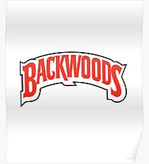 Backwoods Rolling Papers Apparel Poster