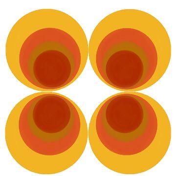 Orange Dream by elfiesdesigns