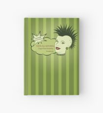 A Relish Perspective Hardcover Journal