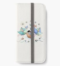 Origami Adventure iPhone Wallet/Case/Skin