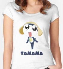 Private Tamama Reporting Women's Fitted Scoop T-Shirt