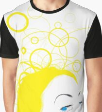 blow girl Graphic T-Shirt