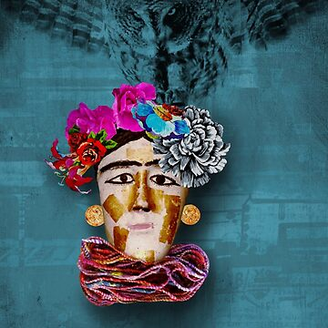 Frida and the Owl by madaramason