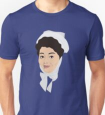 Hattie Jacques as Matron from Carry On films Unisex T-Shirt
