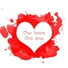 One heart by TastefulGamer21
