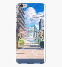 Japan Streets iPhone Case