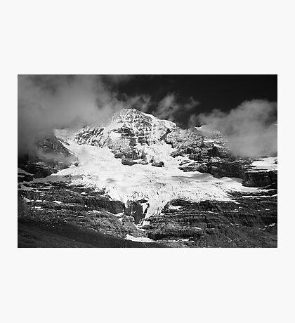 Mönch (Bernese Alps, Switzerland) Photographic Print