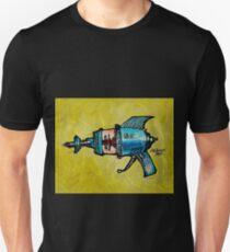 Retro Ray Gun Unisex T-Shirt