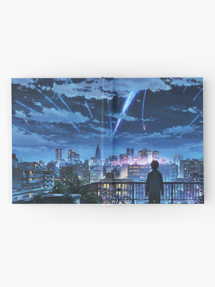Alternate view of Kimi no na wa (your name) Hardcover Journal
