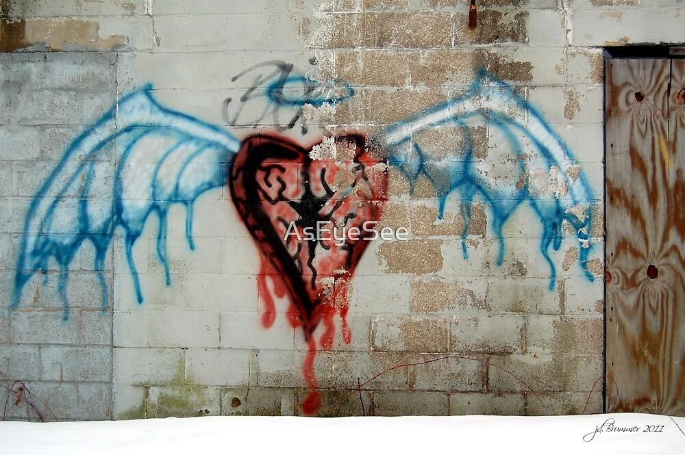 Broken Angel by AsEyeSee