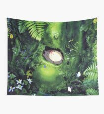 Totoro Wall Tapestry