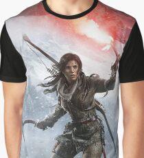 Tomb Raider Graphic T-Shirt