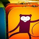 Monkey Luggage by Paul Scrafton