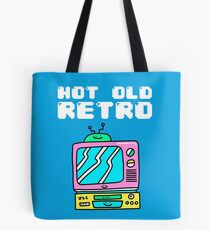 Not Old, Retro Tote Bag