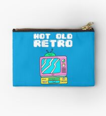 Not Old, Retro Studio Pouch