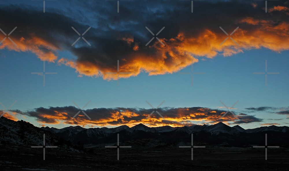 Westcliffe Sunset by Holly Werner