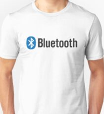 Bluetooth Logo Merchandise Unisex T-Shirt