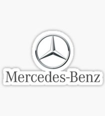 Mercedes Stickers Redbubble